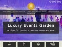 Restaurant Luxury Events Garden